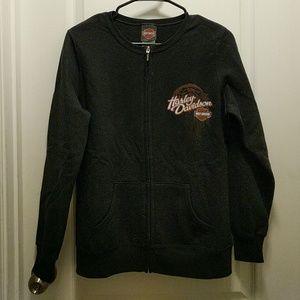 HD zip up hoodie